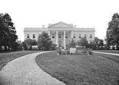 הבית הלבן ב-1860